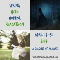 Spring Into Horror Read-A-Thon and Dewey's 24 Hour Read-A-Thon